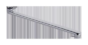 Излив для смесителя плоский P04-25