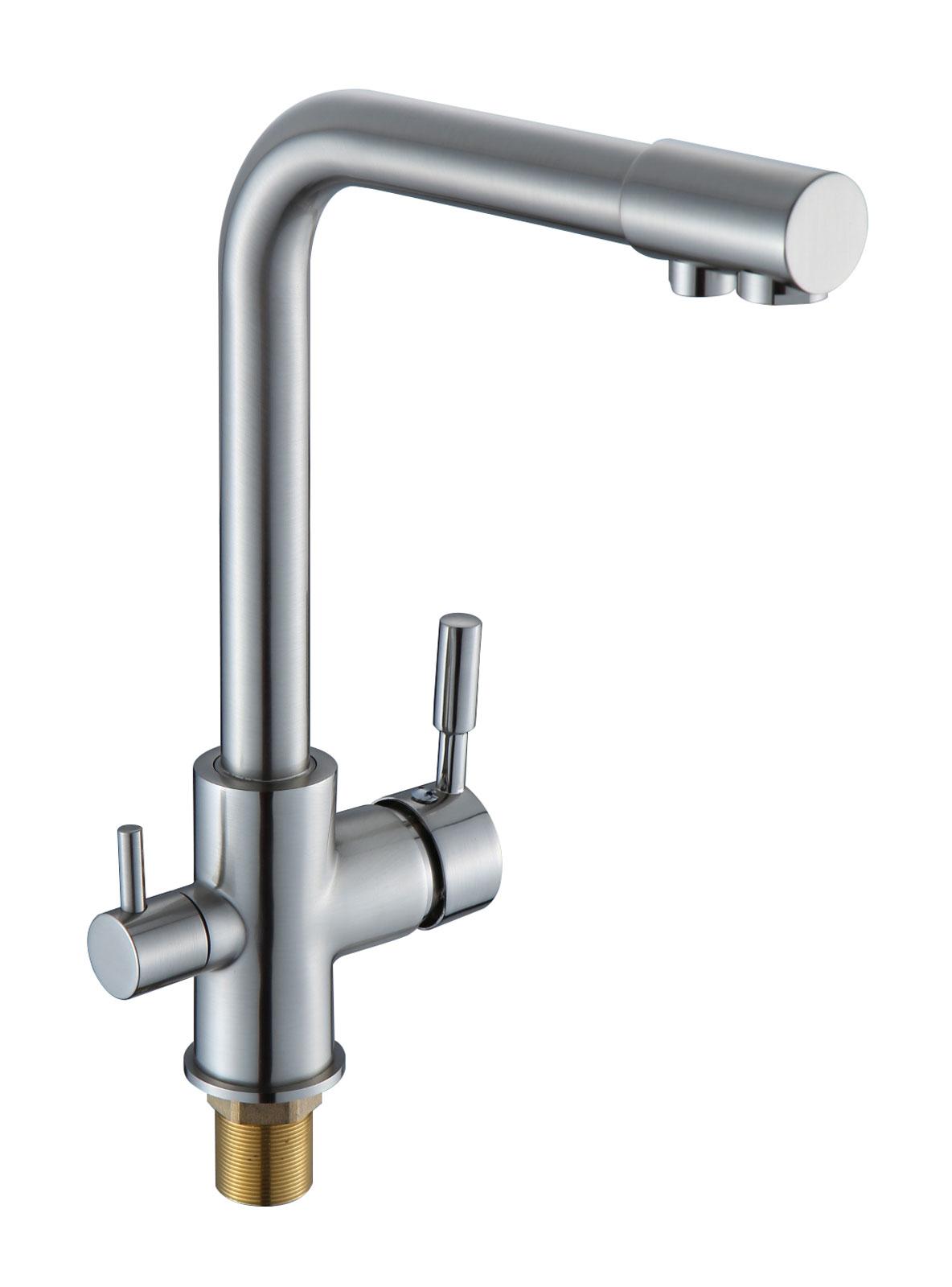 Одноручковый смеситель для кухни D4098-5