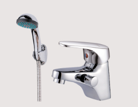 Одноручковый смеситель для ванной D1816