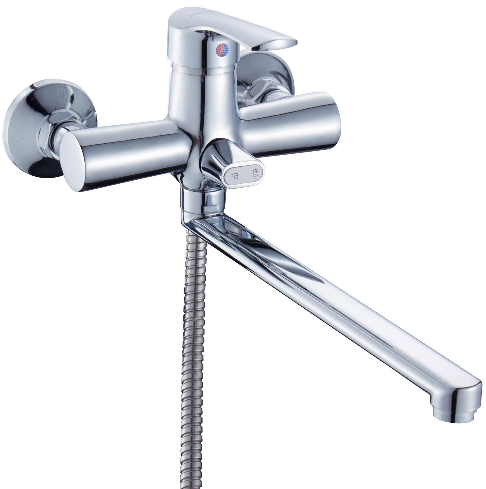 Одноручковый смеситель для ванной D2209
