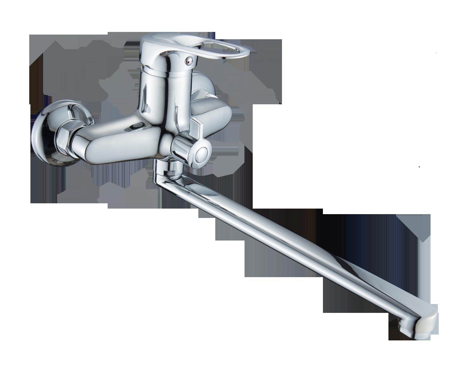 Одноручковый смеситель для ванной D2259-2