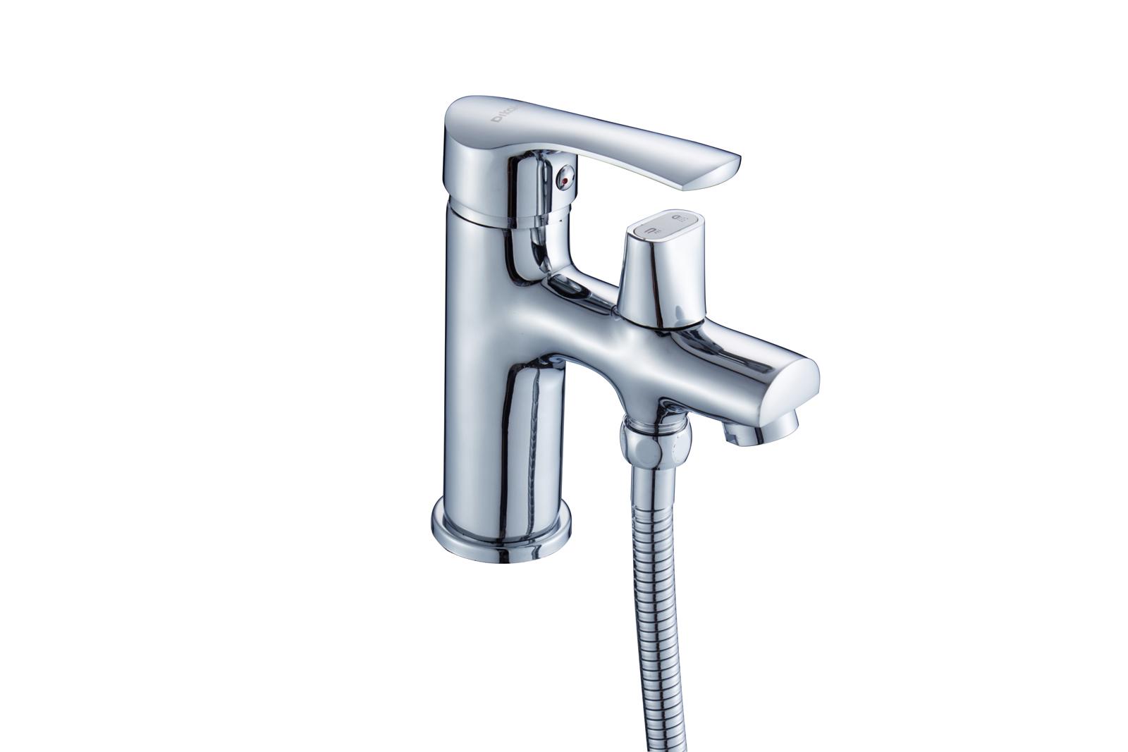 Одноручковый смеситель для ванной D1809