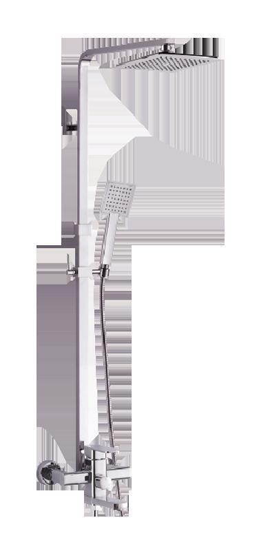 Стойка душевая 3-х функциональная D9051