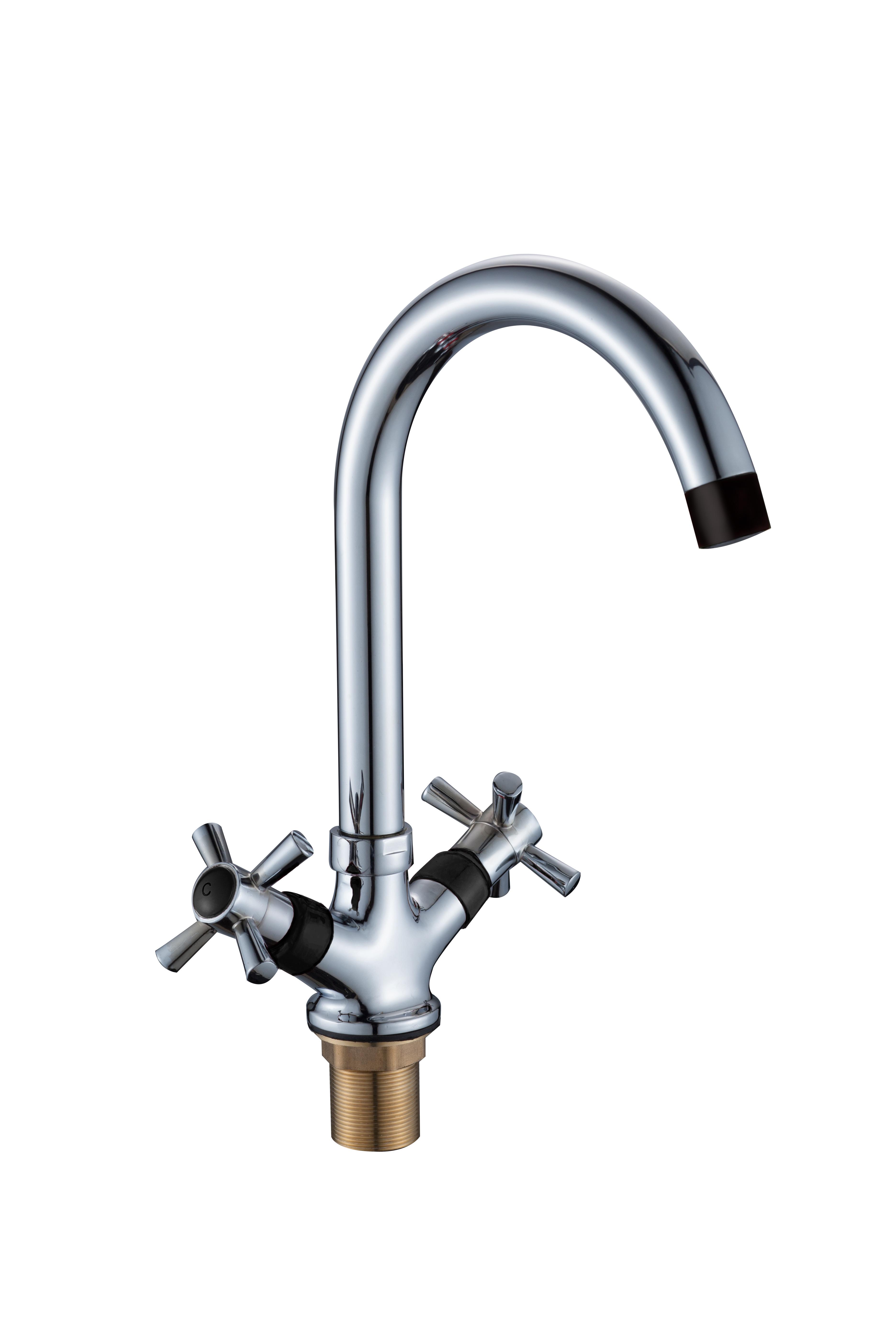 D5773-7 Смеситель для кухни с высоким изливом