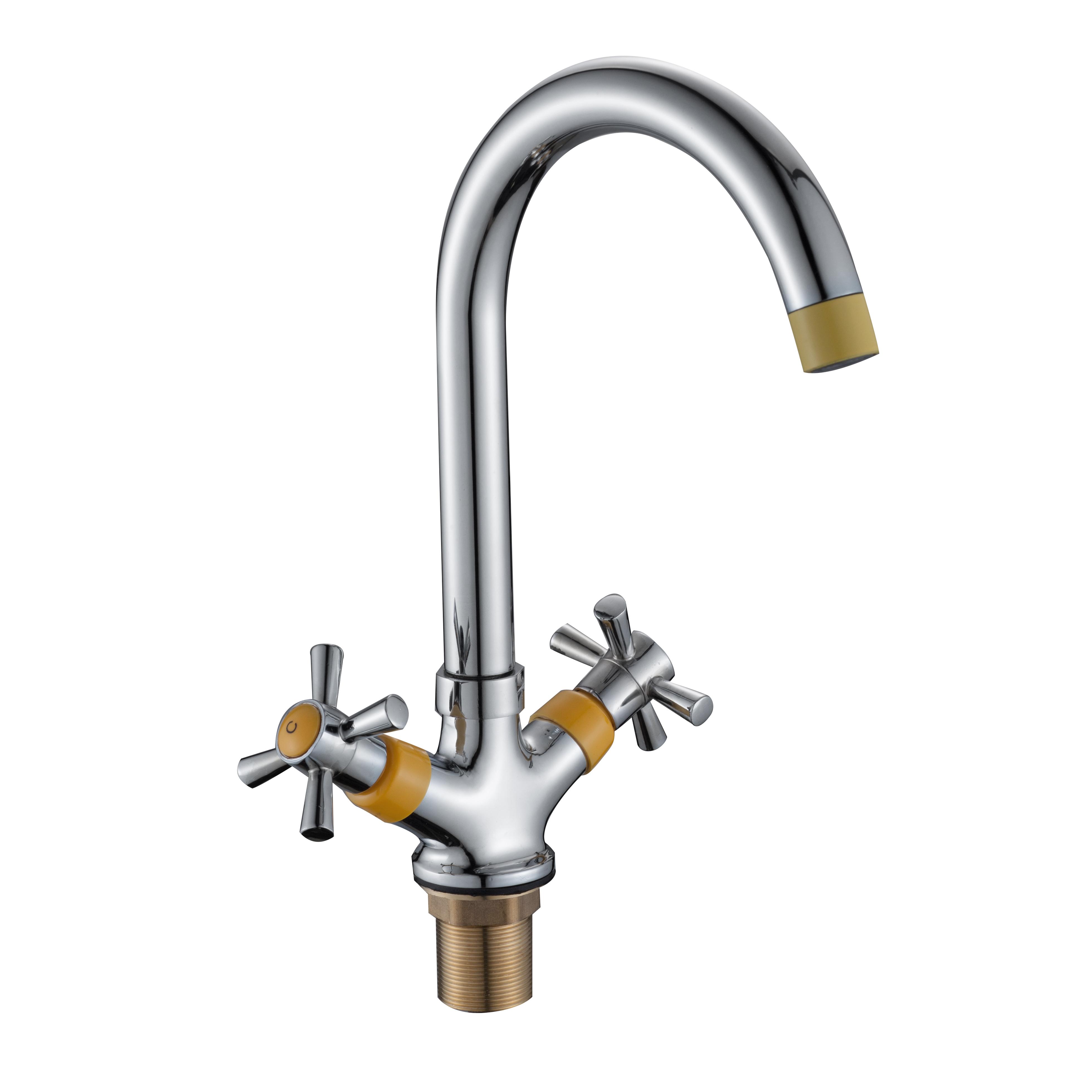 D5773-9 Смеситель для кухни с высоким изливом