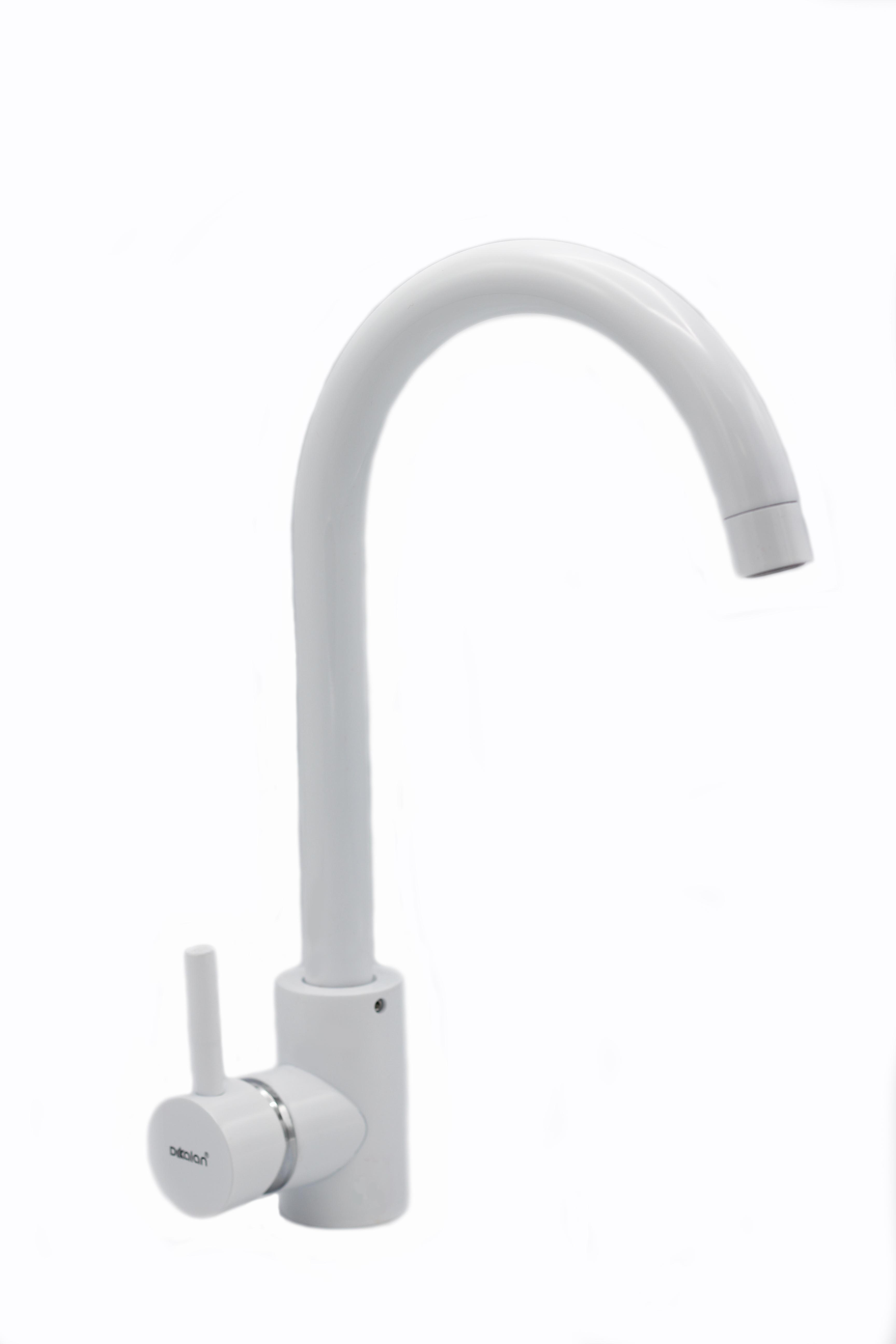 B4050-8 Смеситель для кухни с высоким изливом