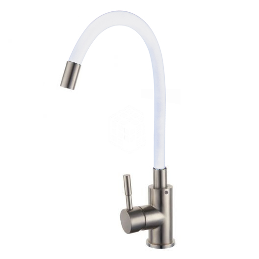 B4065 (белый) Смеситель для кухни