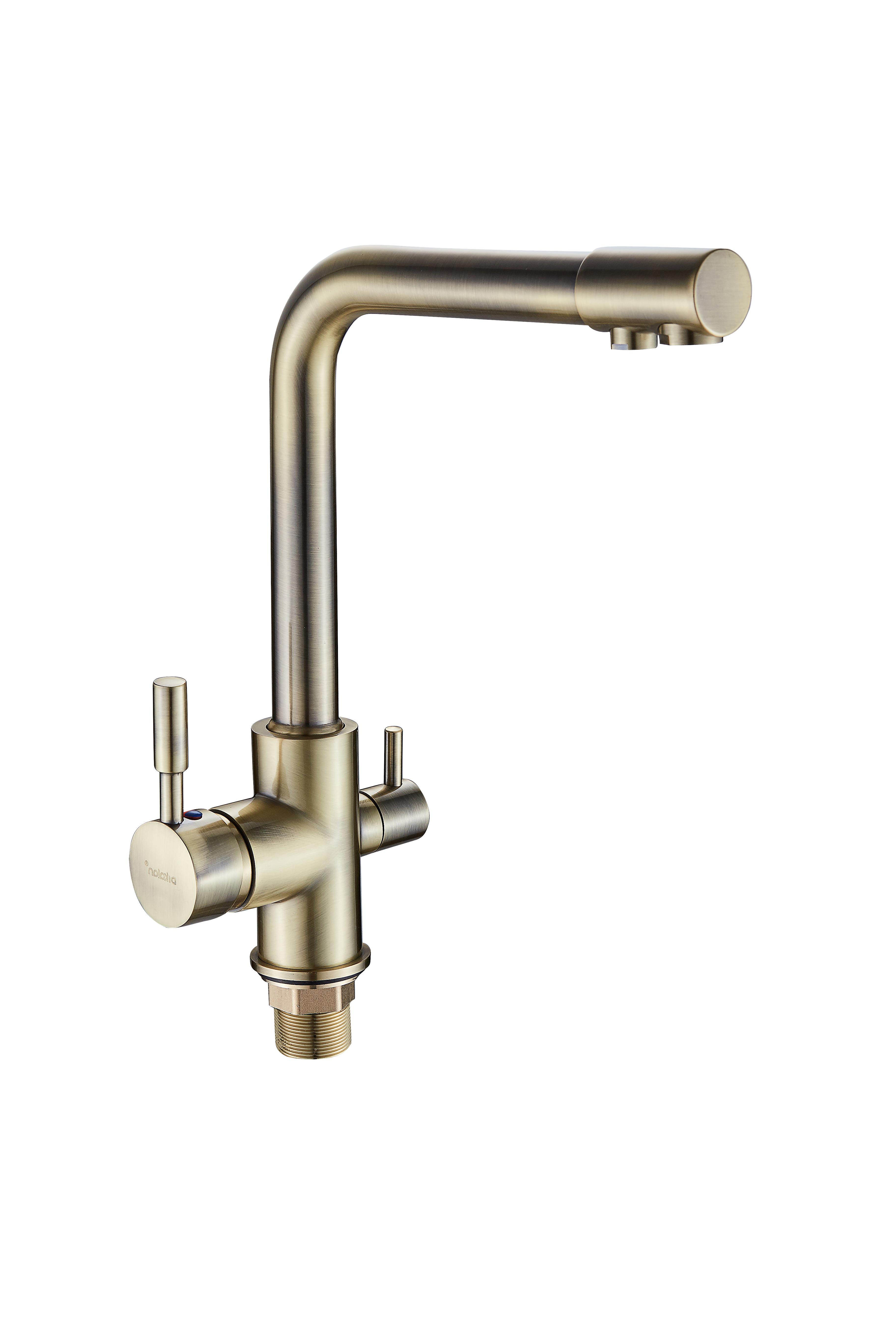 B4098-3 Смеситель для кухни с фильтром