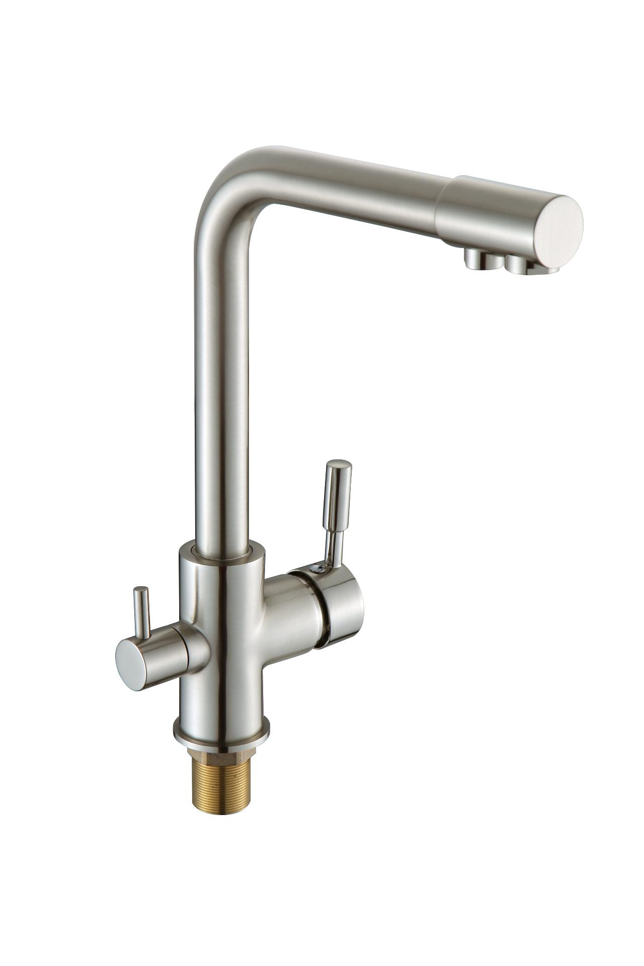 B4098-5 Смеситель для кухни с фильтром