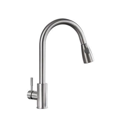 B5265(хром) Смеситель для кухни