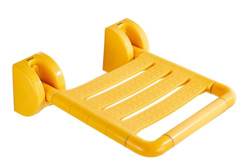 Сиденье для душа желтое 5W011-Y