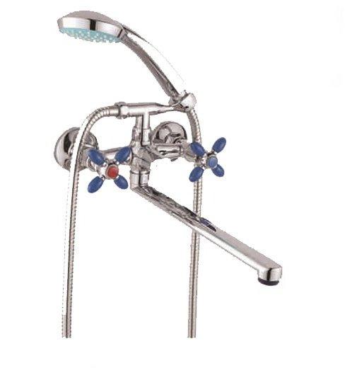 Двухручковый смеситель для ванны D2171-6
