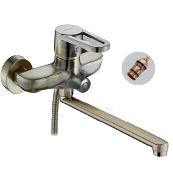 Одноручковый смеситель для ванны D2206-3