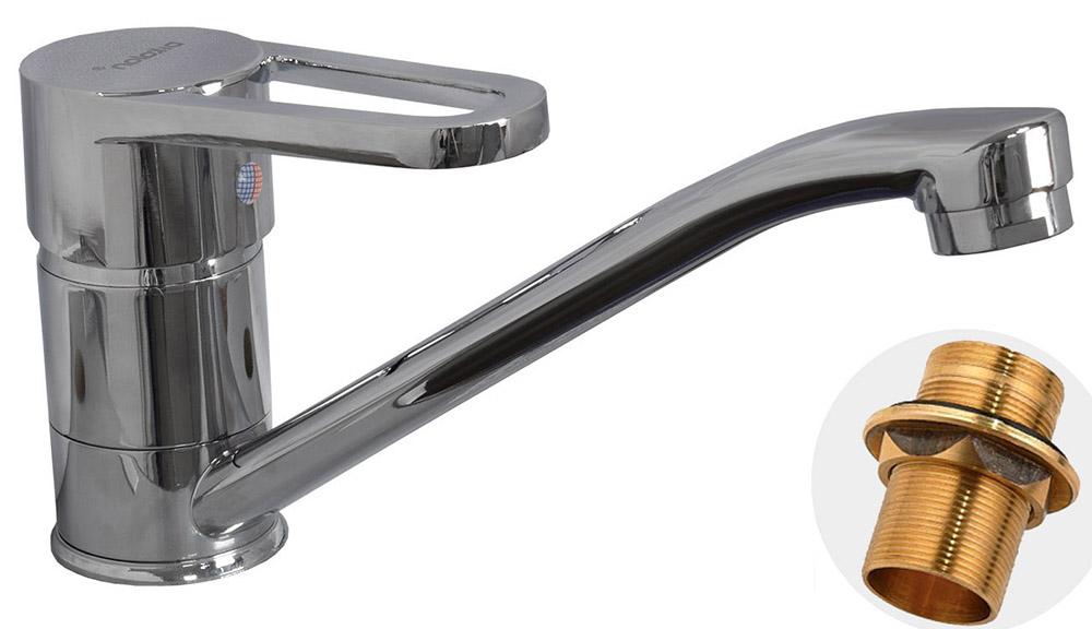 Одноручковый смеситель для кухни D4806