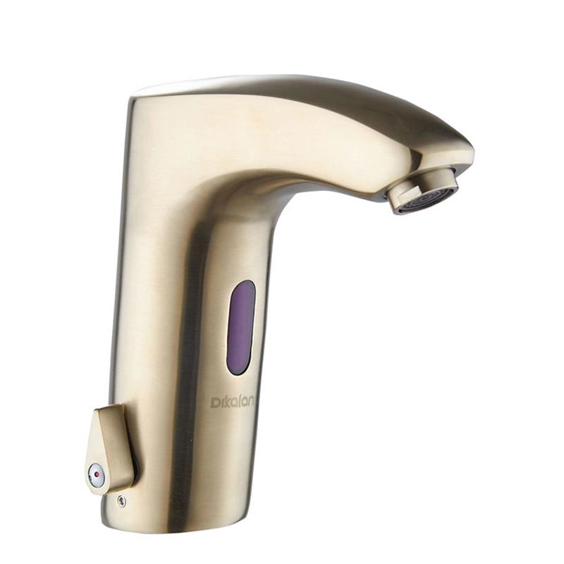 D8110-17 Смеситель для умывальника сенсорный