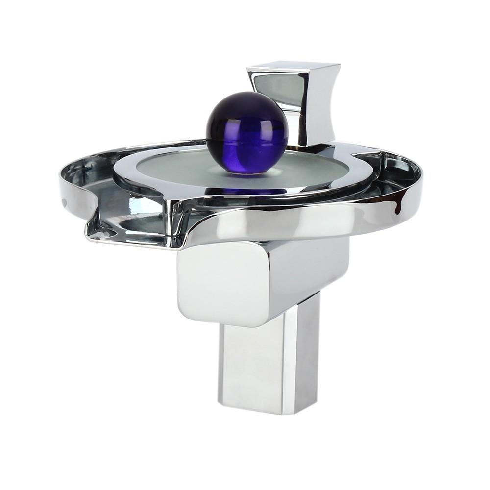 LED11 Смеситель для раковины LED с подветкой