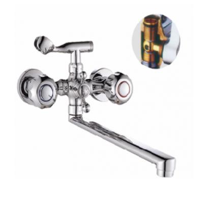 Двухручковый смеситель для ванной D4520-X99