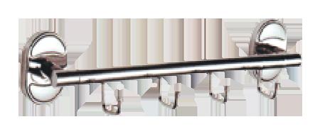Крючок настенный D1916-4