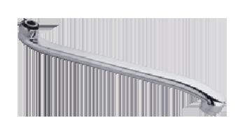 Излив для смесителя плоский P03-25