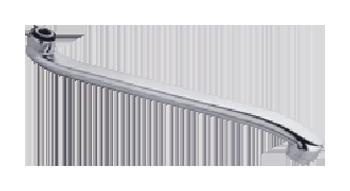Излив для смесителя плоский P03-45