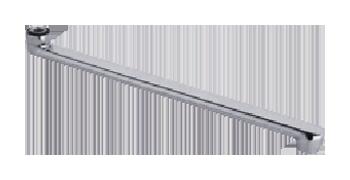 Излив для смесителя плоский P04-20