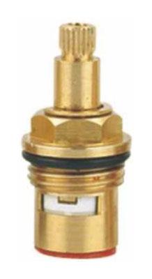 Кран-букс улучшенный с резьбой под юбку 24 шлица DK-346