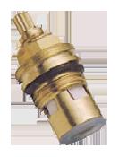 Кран-букса 20 шлицов K52-2