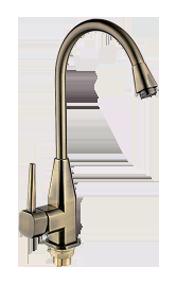 Одноручковый смеситель для кухни D3419-5