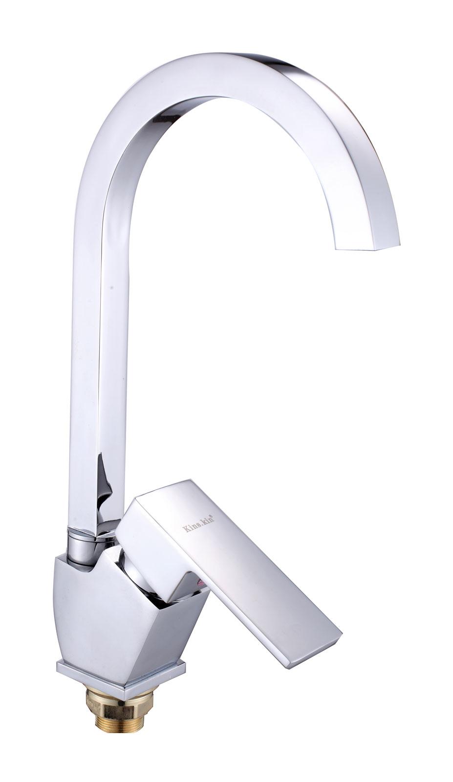 Одноручковый смеситель для кухни D4139