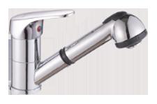 Одноручковый смеситель для кухни D6059