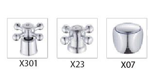 Одноручковый смеситель для кухни D7004-X301