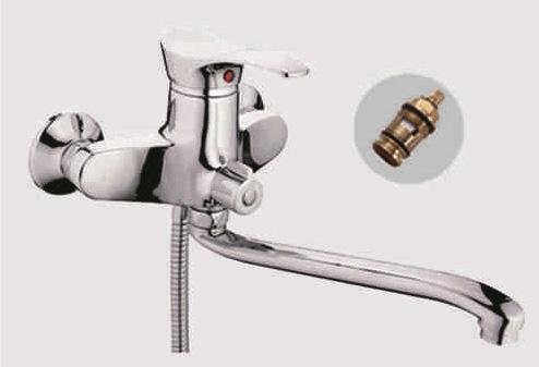 Одноручковый смеситель для ванны D2201-2
