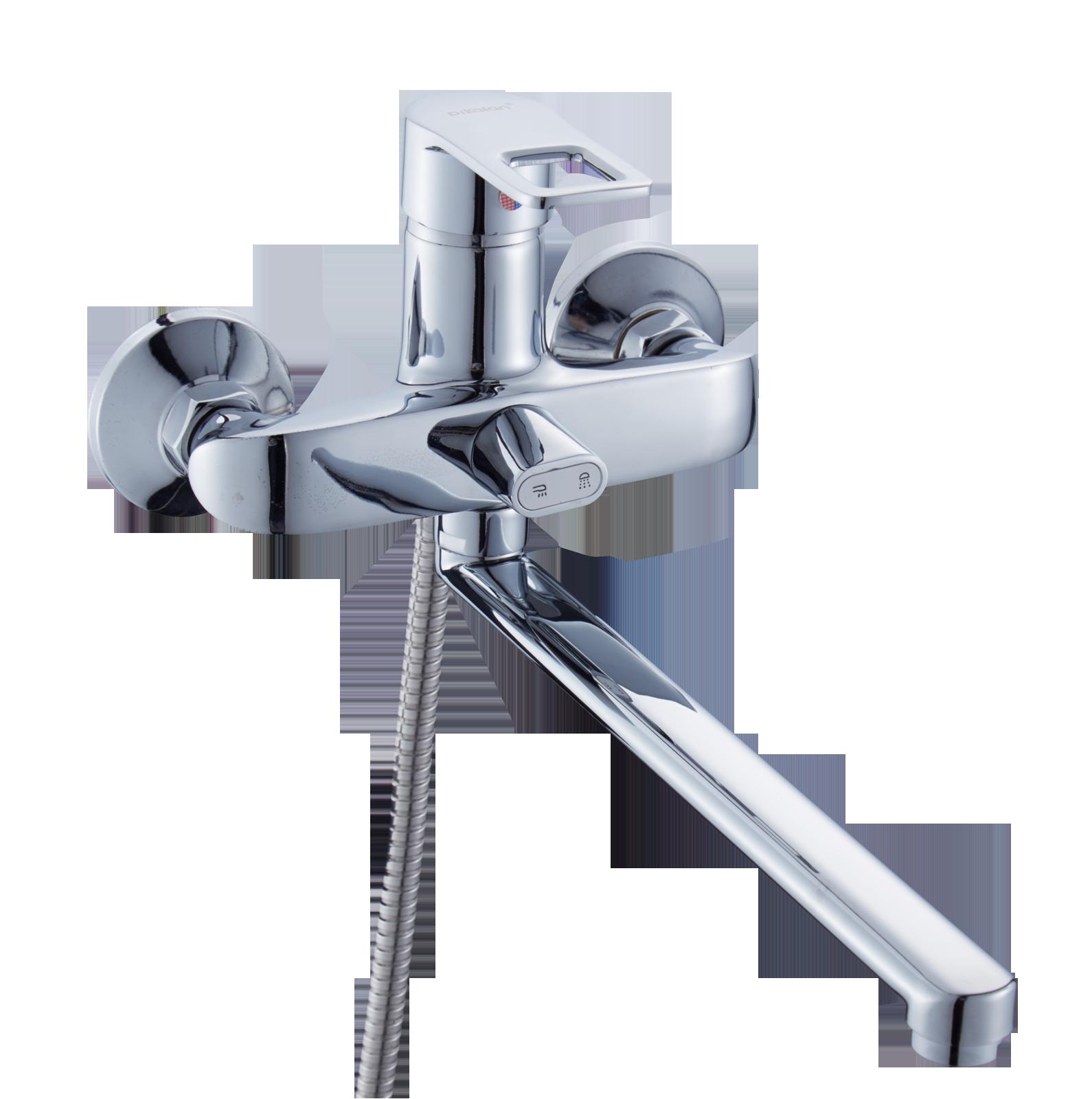 Одноручковый смеситель для ванной D2210