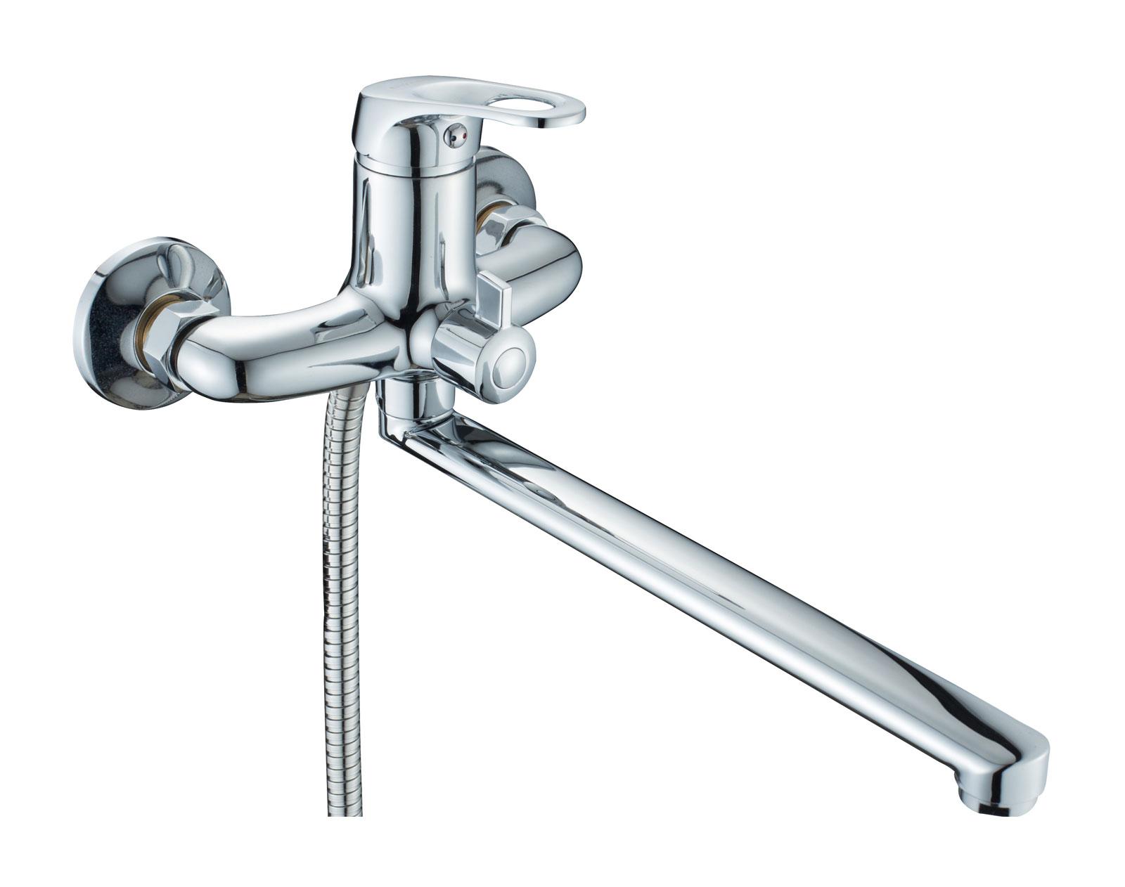 Одноручковый смеситель для ванны D2215