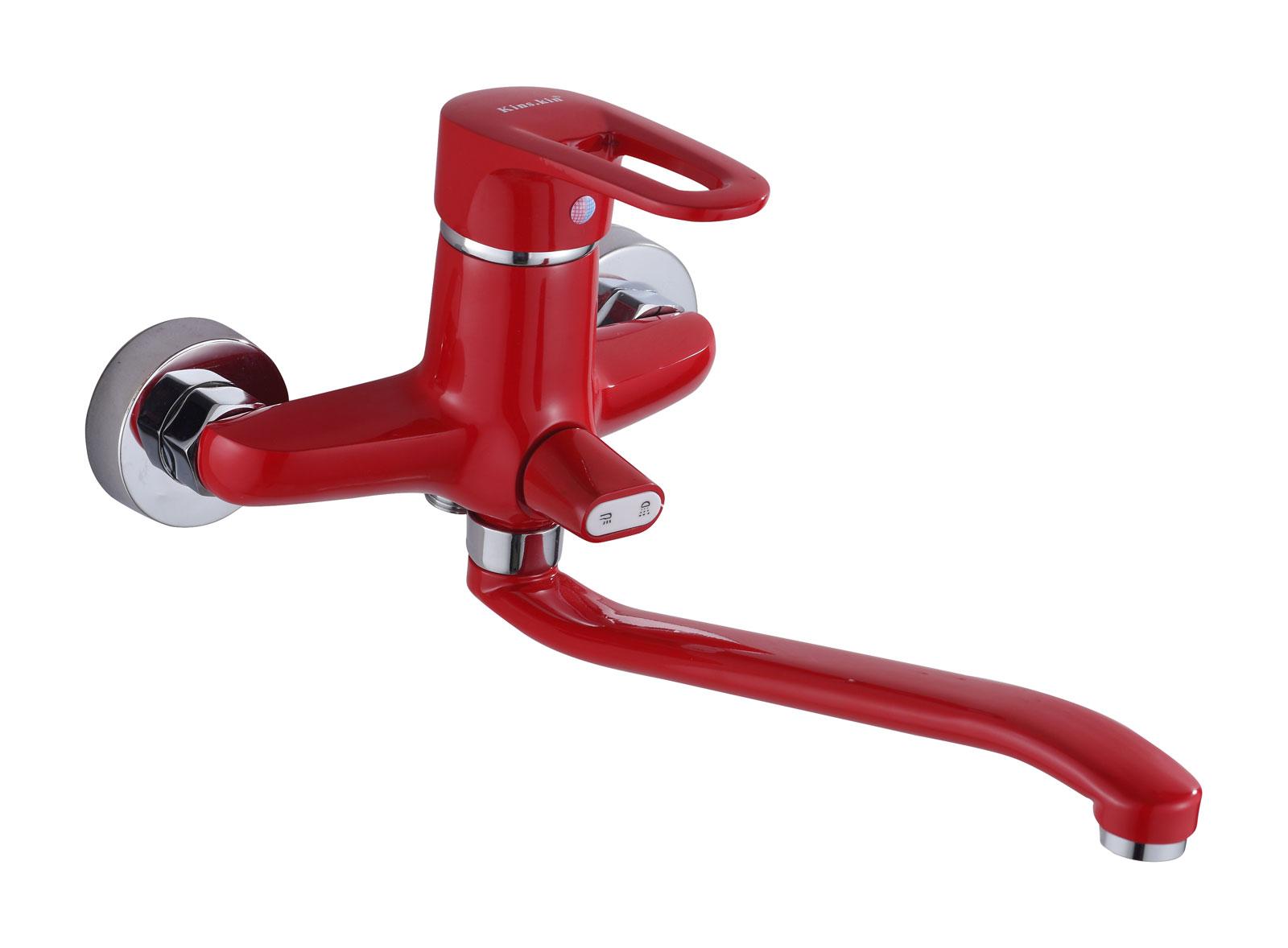 Одноручковый смеситель для ванной D2228-10
