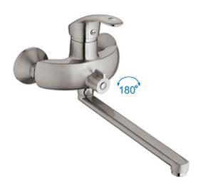 Одноручковый смеситель для ванны D2236-5