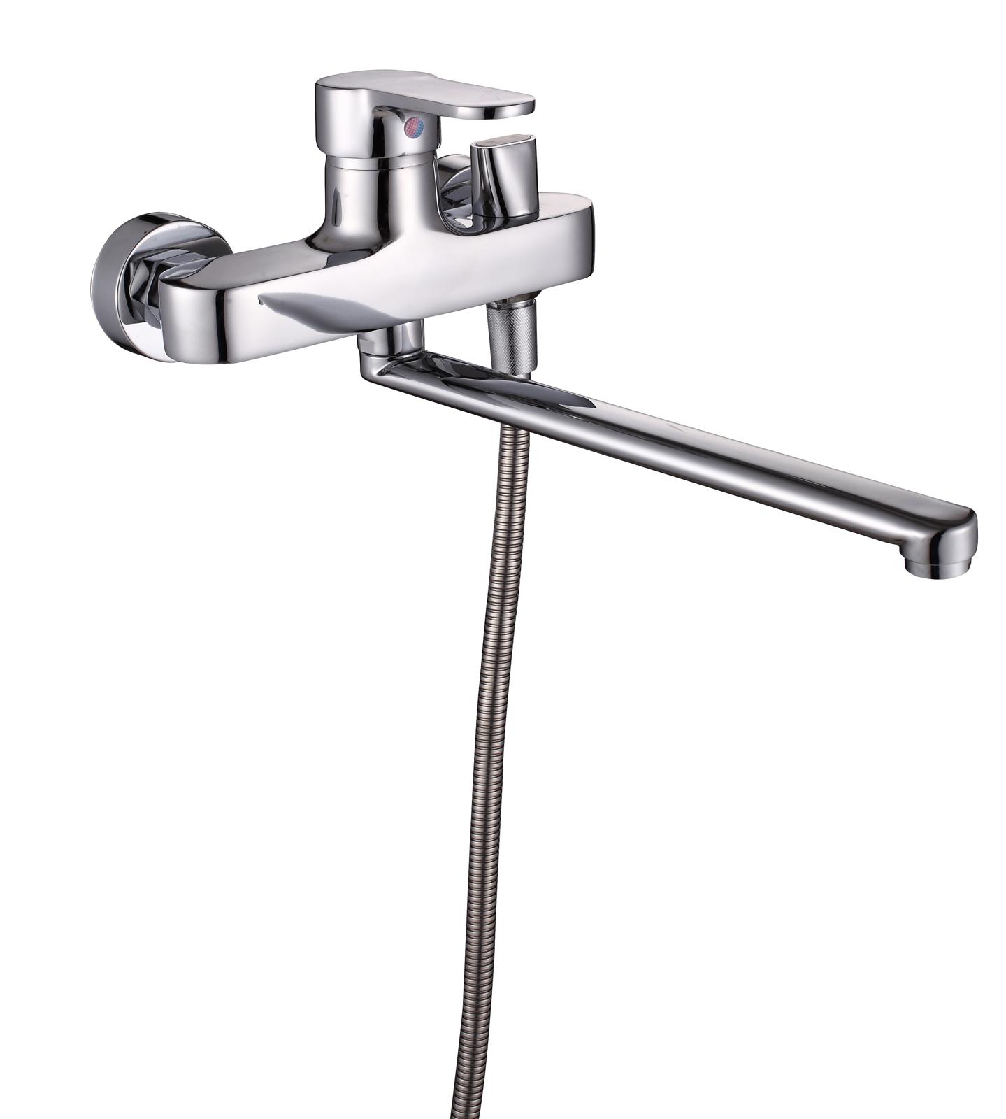 Одноручковый смеситель для ванны D2261