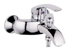 Одноручковый смеситель для ванны D3036