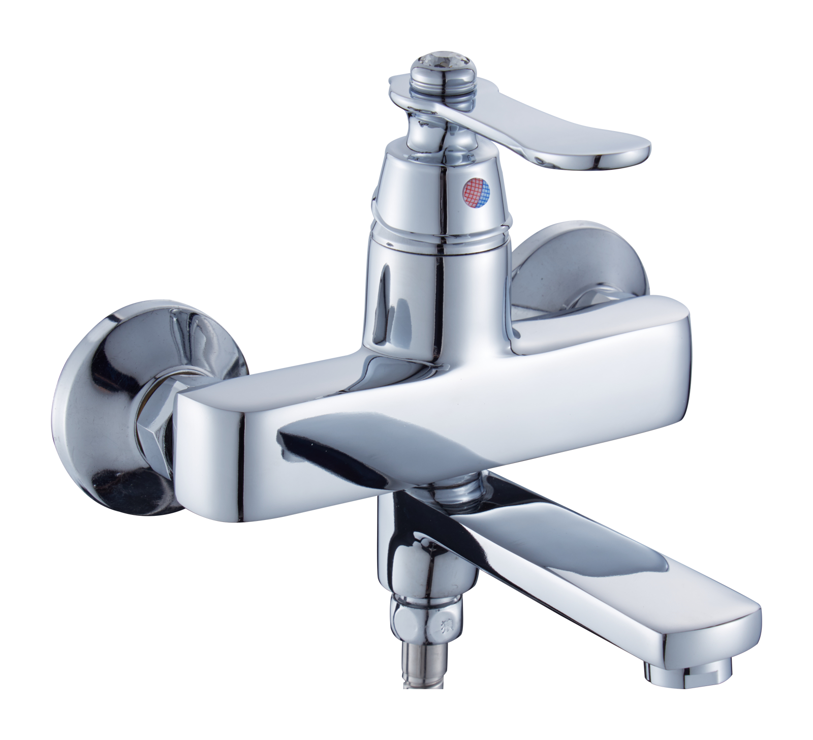 Одноручковый смеситель для ванной D3107-2