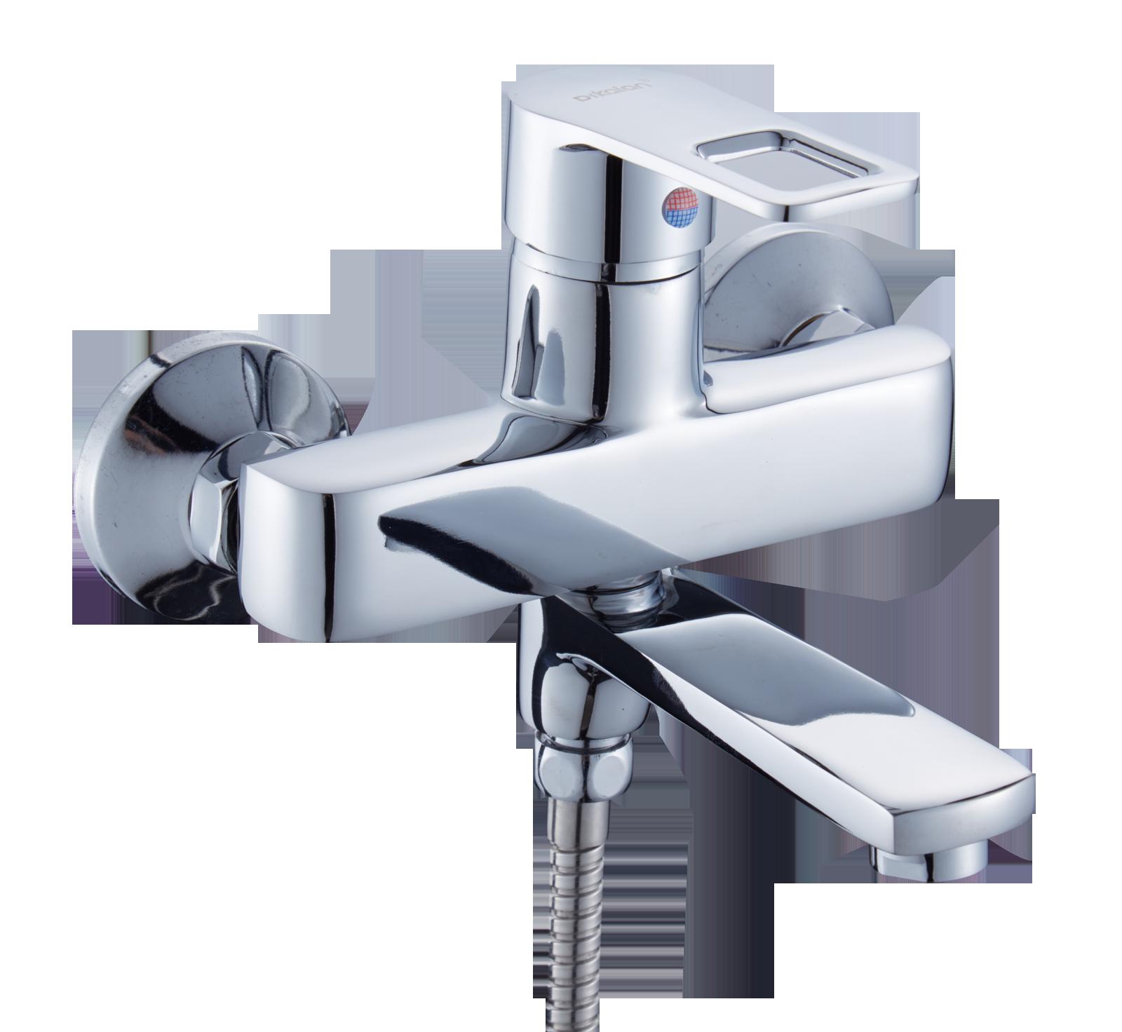 Одноручковый смеситель для ванной D3110-2
