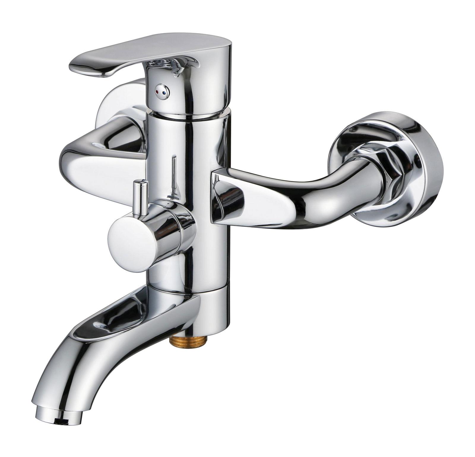 Одноручковый смеситель для ванны D3148