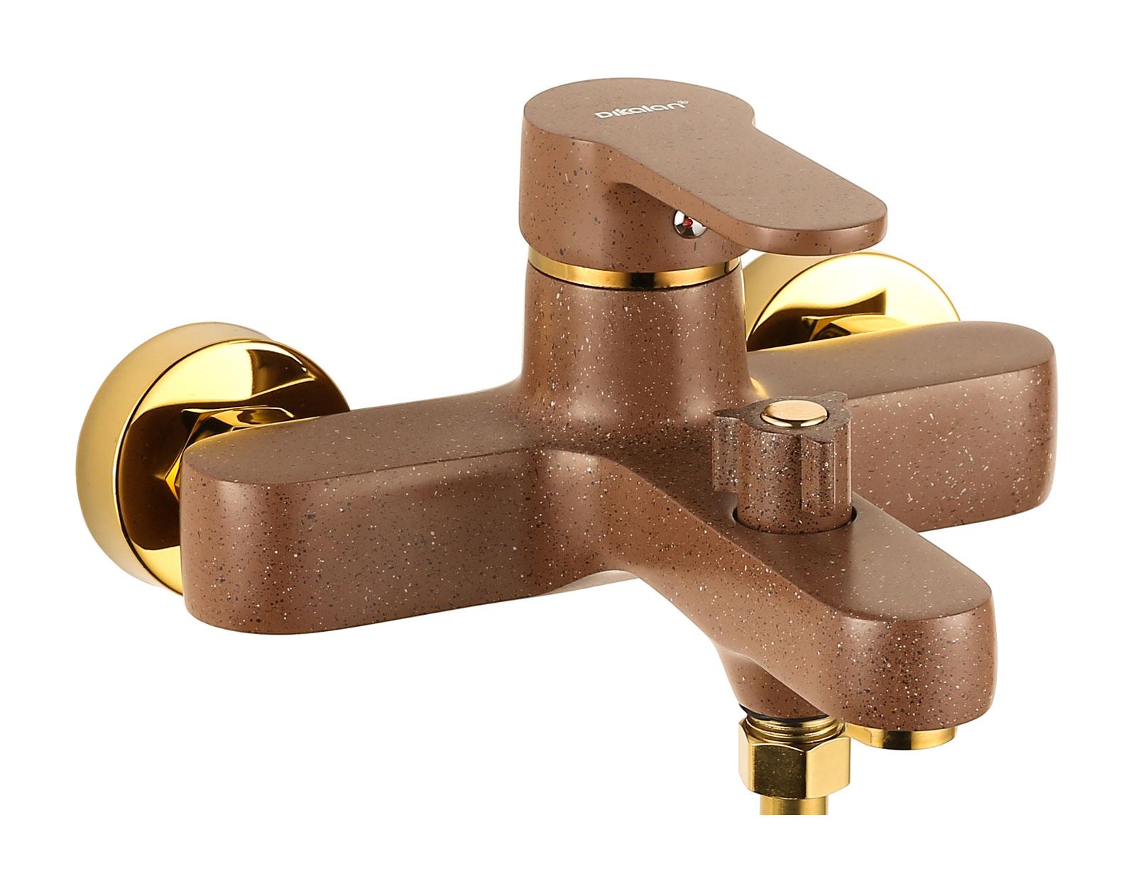 Одноручковый смеситель для ванны D3161-26