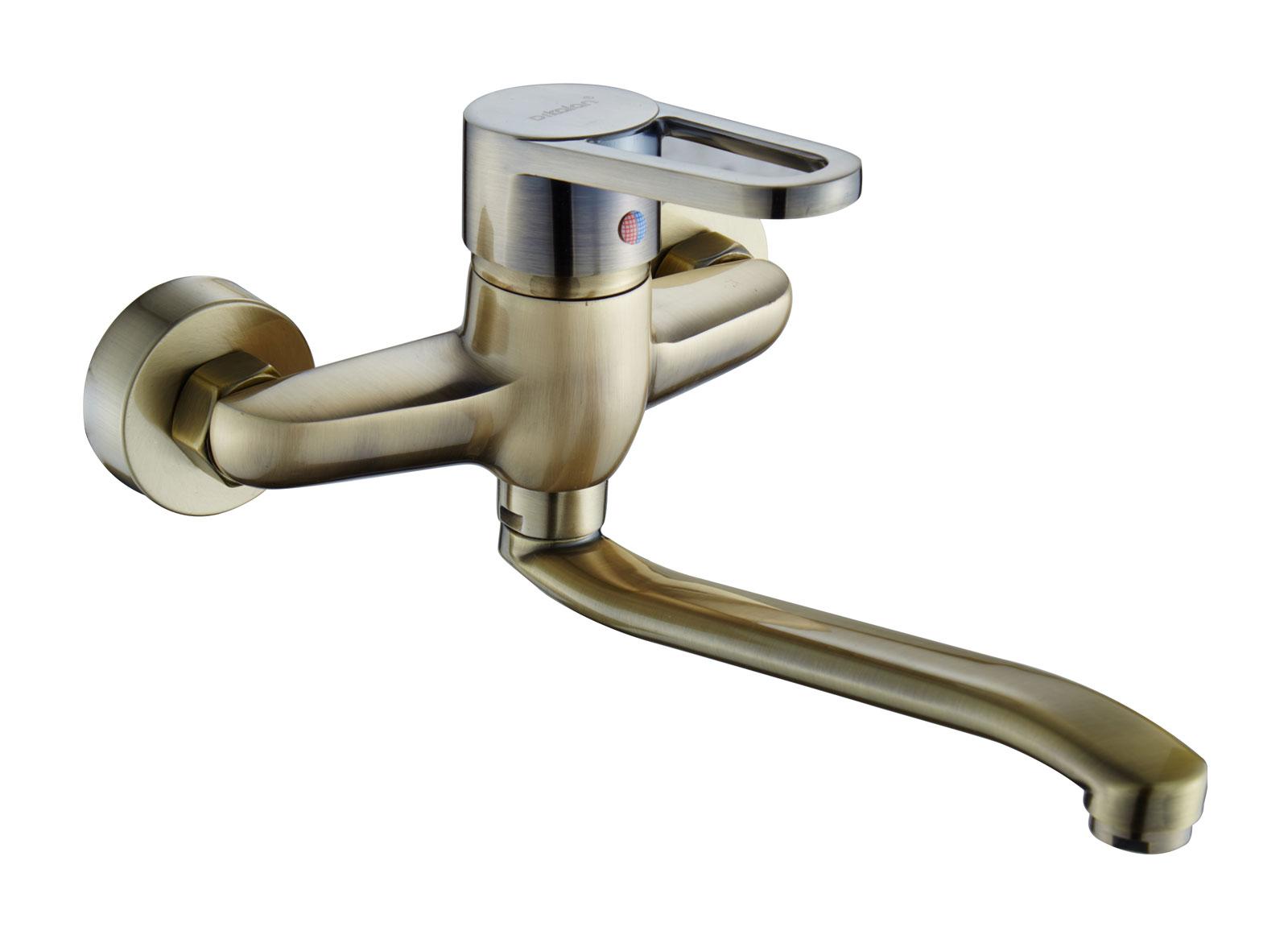Одноручковый смеситель для ванной D4606-3