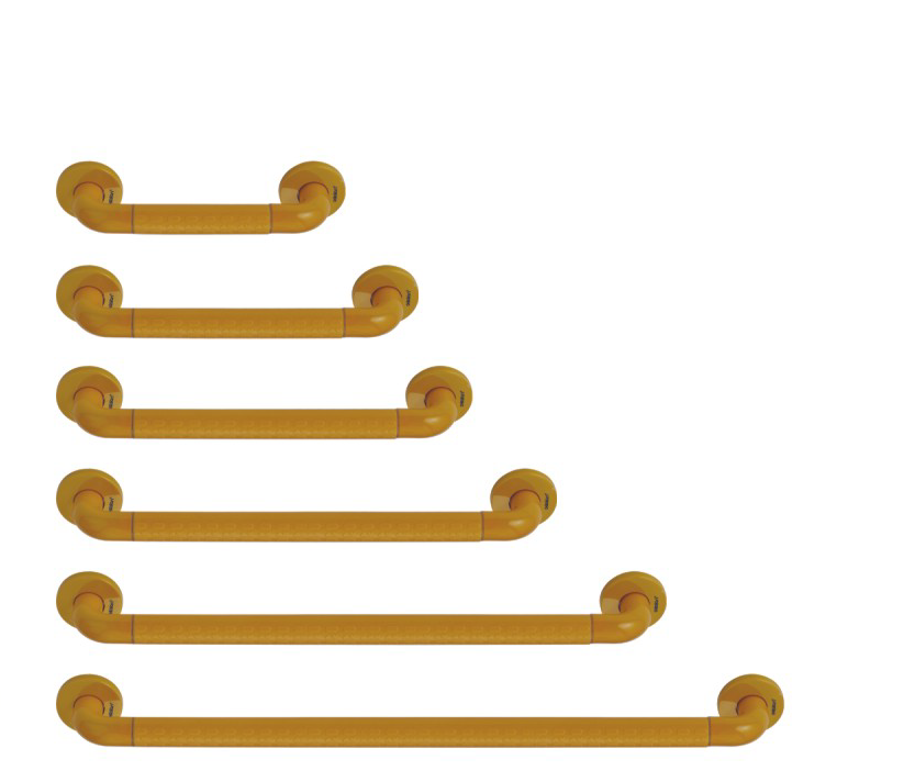 Поручень прямой желтый 2W001-49-Y