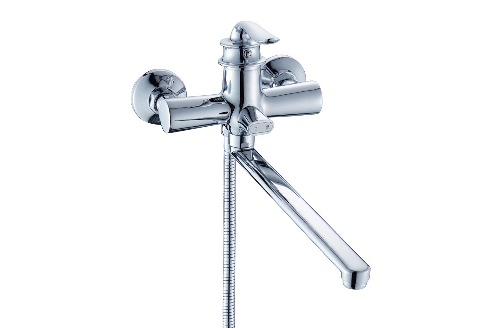 Одноручковый смеситель для ванны D2211