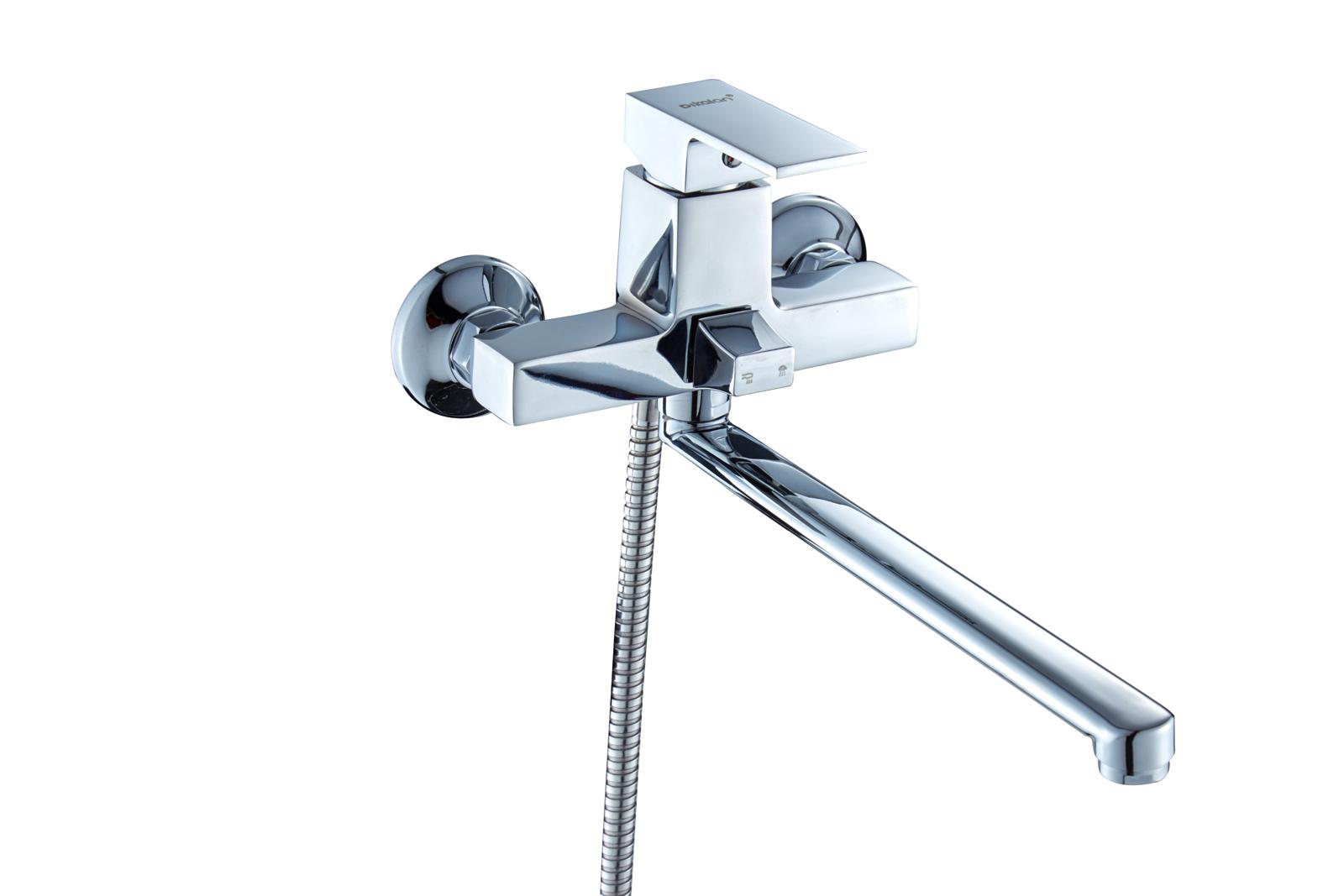 Одноручковый смеситель для ванной D2256