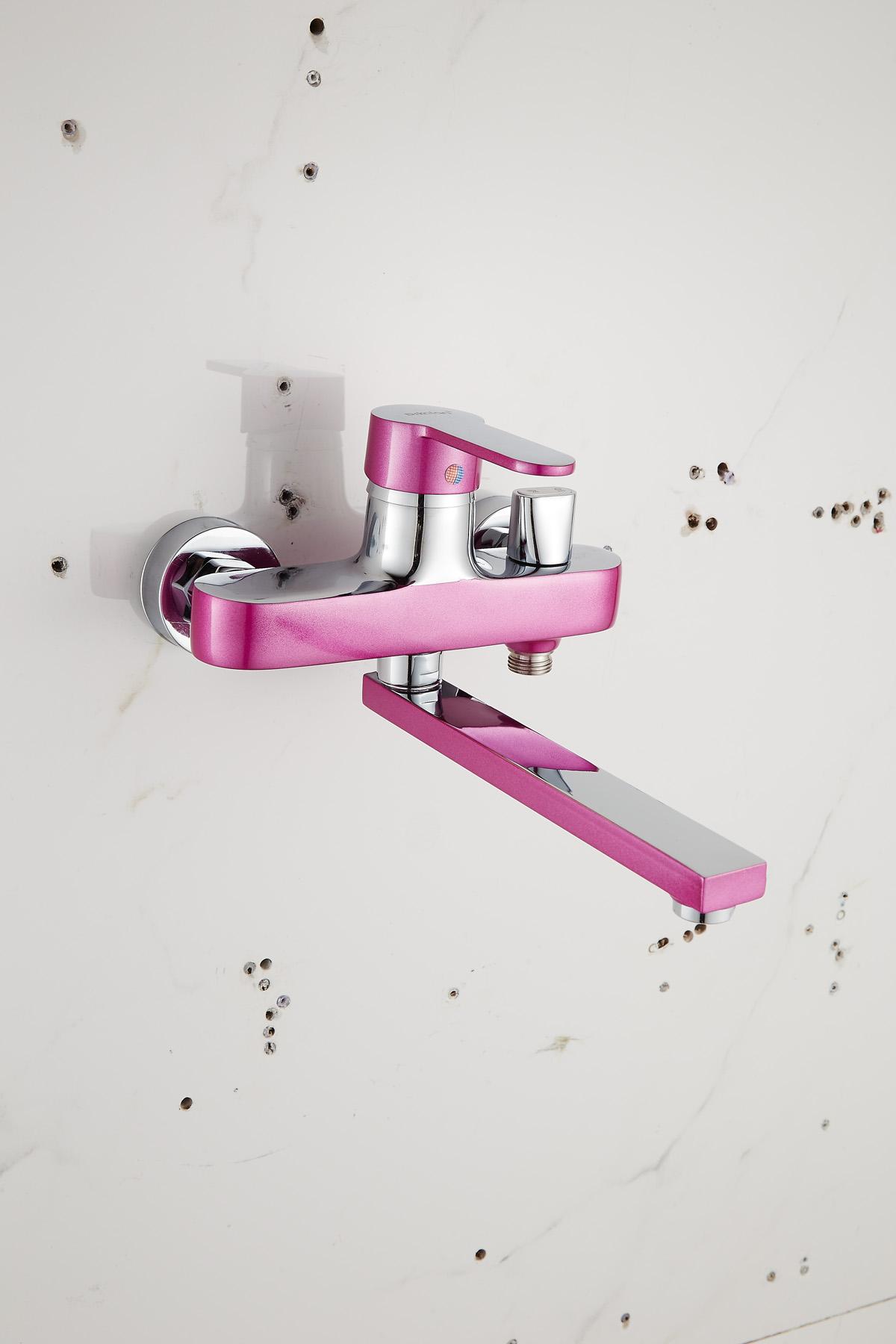 Одноручковый смеситель для ванной D2261-16
