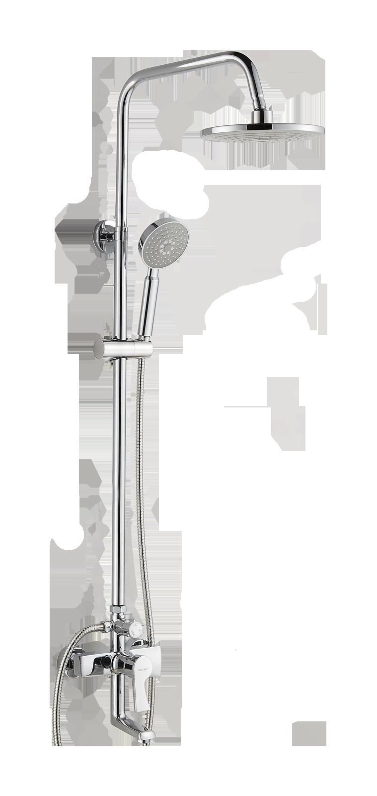 Стойка душевая 3-х функциональная D9088